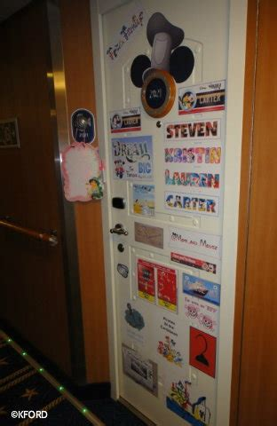 disney magnets for cruise door tips for adding magic to your disney cruise line