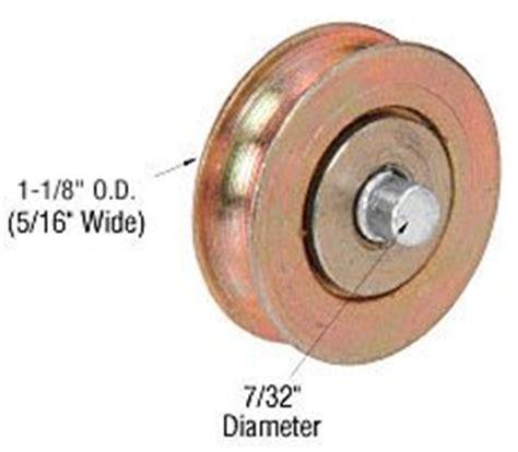 sliding patio door replacement roller 1 1 8