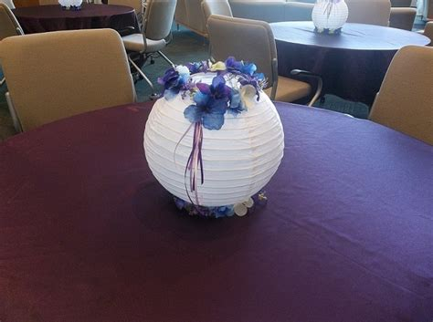 paper centerpieces for tables guest table rice paper lantern centerpiece centerpieces