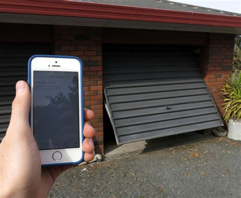 Garage Door Opener Wifi by Arduino Wifi Garage Door Opener Use Arduino For Projects