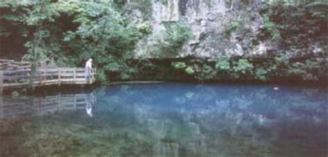 blue spring ozark national scenic riverways