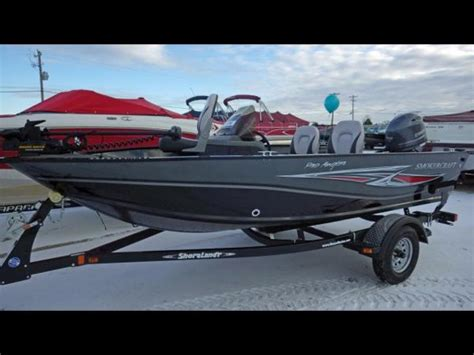 Pro Angler Boats by Smoker Craft Pro Angler 161 Boats For Sale Boats