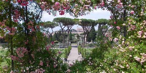 ufficio giardini comune di roma i giardini segreti pi 249 belli di roma non tutti conoscono