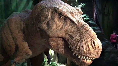 rex dinosaurier im odysseum youtube