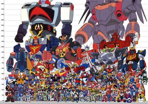 genre anime just because top 10 mecha robot anime list best recommendations