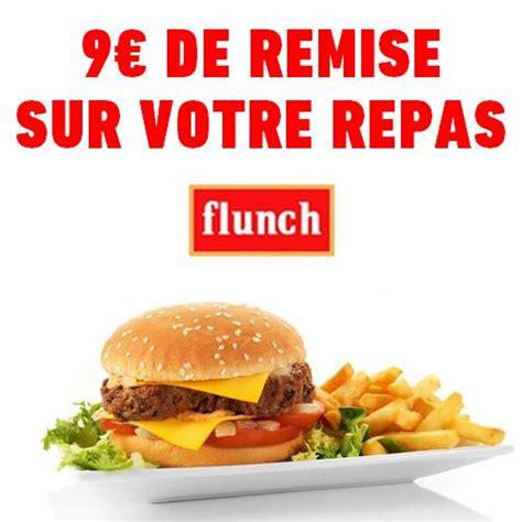 Bon Plan Groupon  9€ De Remise Sur Votre Repas Chez Flunch