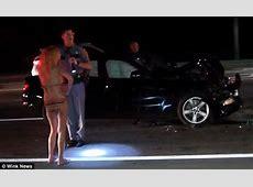 Bikiniwearing, BMWdriving grandma arrested for DUI