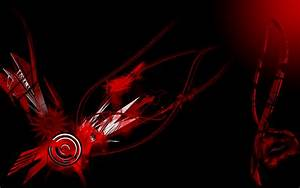 13 Awesome Black and Red Wallpapers HD - The Nology