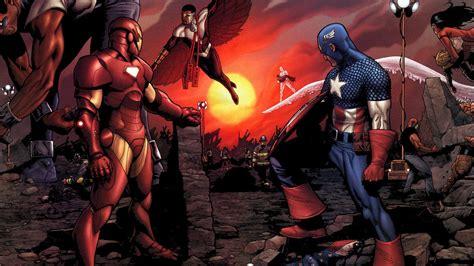 marvels civil war  comics explained polygon