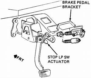 I Have No Brake Lights On A 95 S10 Blazer  Checked Fuses
