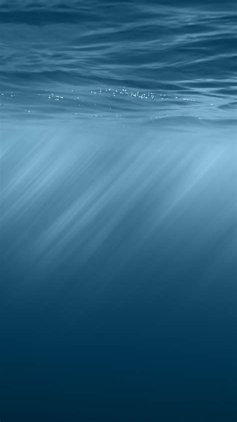 apple ios  underwater iphone   hd wallpaper hd