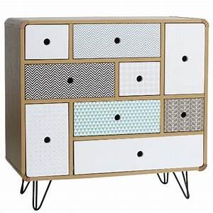 Commode Scandinave Ikea : commode bebe bois massif ~ Teatrodelosmanantiales.com Idées de Décoration