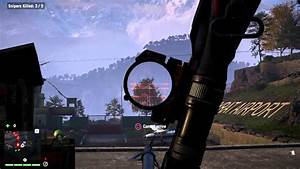 Far Cry® 4 Who needs a sniper rifle CC - YouTube