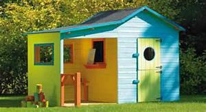 Cabane Exterieur Enfant : cabane exterieur pour enfant cabanes and co ~ Melissatoandfro.com Idées de Décoration