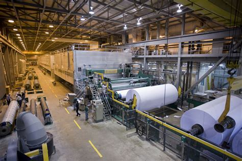Domtar spending $160M to convert paper machine at Ark. plant