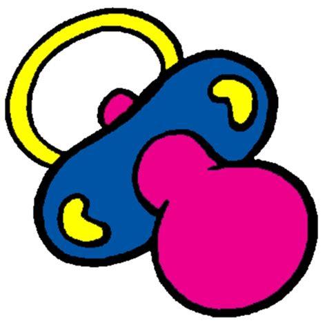 culle colorate disegno di ciucciotto a colori per bambini