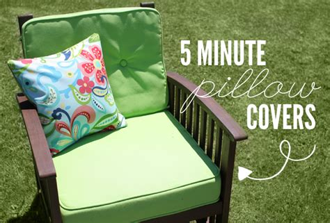5 minute pillow covers tutorial forest design