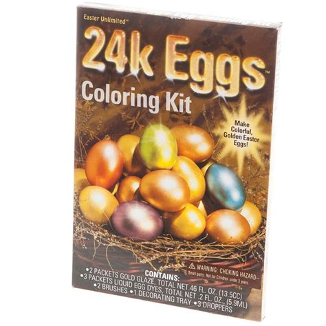 egg coloring kit paas craft activity easter egg decorating kit