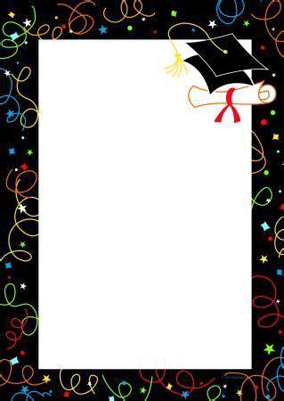 grad swirls flat card invitations envelopes dp