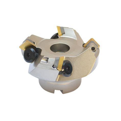 2-1/2'' x 3/4'' 45 Degree Indexable Face Mill Milling