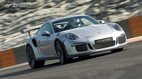Gran Turismo Sport Getting Porsche 911 Gt3 Rs « Gamingbolt