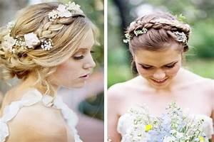 Peinados de novia: ¿recogido o pelo suelto? Nosotras