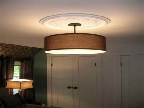 drum shade ceiling light fixtures light fixtures design