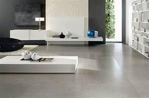 carrelage contemporain design salon With carrelage sol design