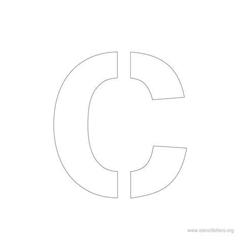 large stencil letters large alphabet stencil letters style 2 stencil letters org