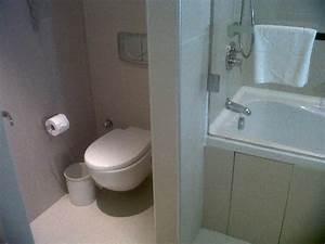 amenagement toilettes dans salle de bain nos conseils With toilette dans la salle de bain
