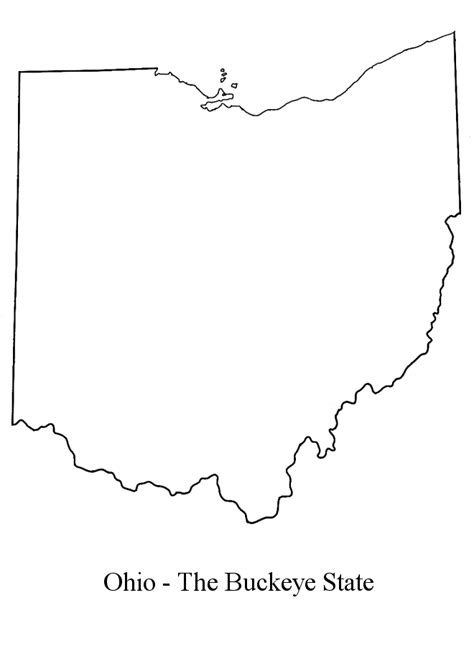 Ohio State Buckeyes Coloring Pages Home