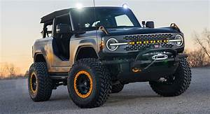 Ford Reveals Modified Bronco, Bronco Sport, F-150, And Raptor Concepts   Carscoops