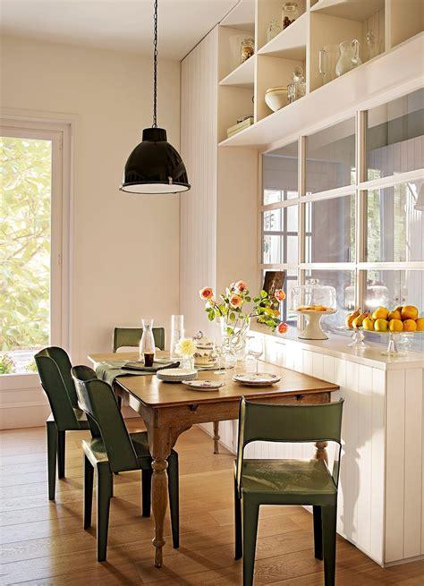 office ideal en la cocina