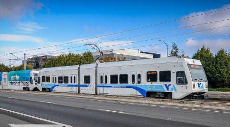 Santa Light Rail by Rail News Santa Clara Vta Cuts Express Light Rail