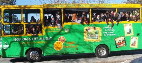 Boston Deck Trolley Tours by Deck Trolley Picture Of Boston Deck Trolley
