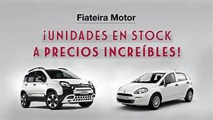 Fiat Panda Y Punto A Precios Inmejorables