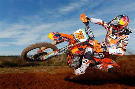 Wallpaper Motocross Ktm ·①