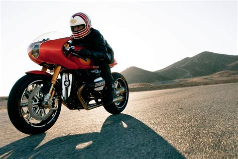 Bmw Concept Ninety Goes Retro Motorbike Writer