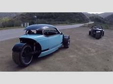 TheSmokingTire – Vanderhall Laguna Review – Video DPCcars