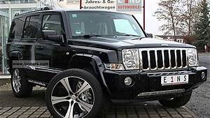 Jeep Commander Specs And Photos