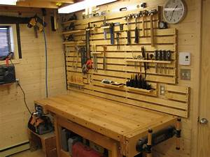 systeme de rangement mural pour atelier With meuble etagere avec porte 14 abri de jardin meuble range outils en bois de sapin