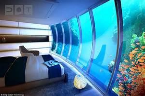 GeoGarage blog: Underwater hotel to be built in Dubai