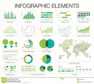 Infographics Template  Set Of Graphic Design Elements