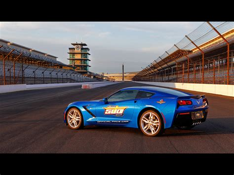 2019 Chevrolet Corvette Indy 500 Pace Car Car Photos