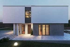 Design Modern House In Ukraine Tobi Architects