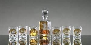 Service A Whisky : coffret whisky chasse cristal service chasse cristal ambre coffret whisky chasse cristal ambre ~ Teatrodelosmanantiales.com Idées de Décoration