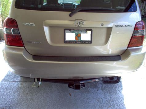 2007 toyota highlander custom fit vehicle wiring tekonsha