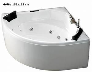 Whirlpool Badewanne Düsen Reinigen : whirlpool badewanne g nstig mit 14 massage d sen balboa f r bad innen supply24 ~ Indierocktalk.com Haus und Dekorationen
