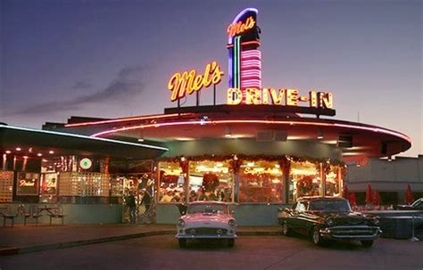 1950 Drive In Restaurants