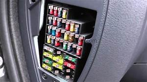 Renault Clio Mk3 Fuse Box Location